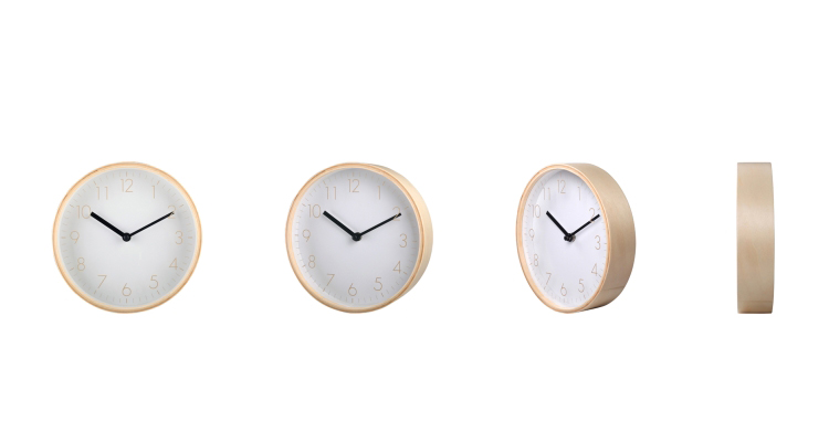Round Clocks for Walls