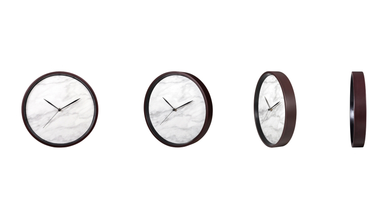 Custom Logo Metal Wall Clocks