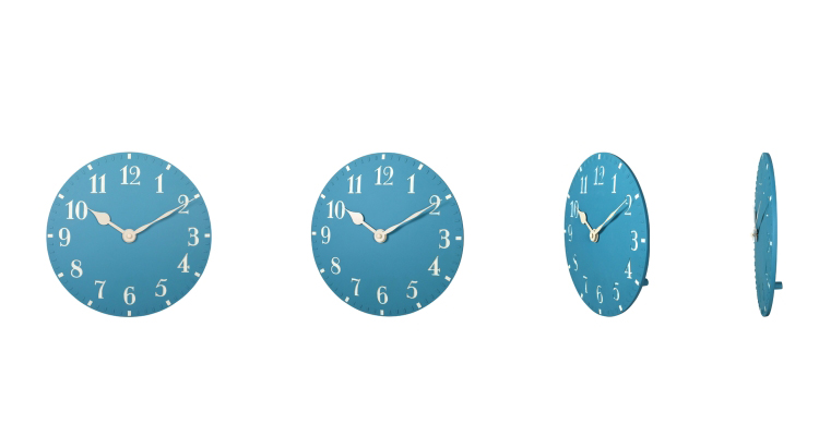 Decorative Battery Operated Wall Clocks