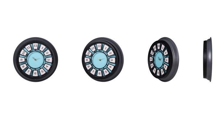 Analog Round Wall Clock