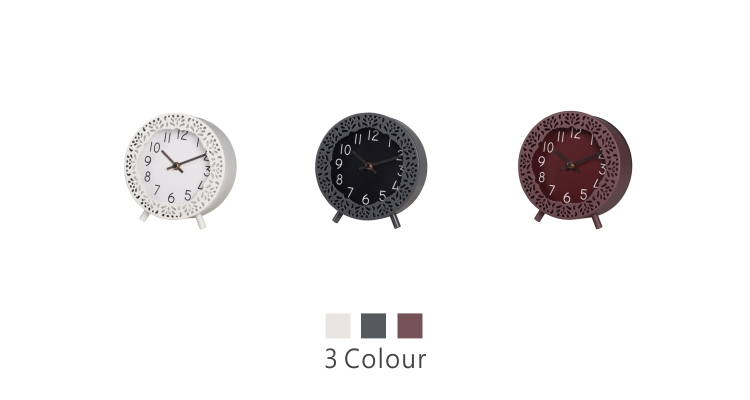 Quartz Analog Table Clock