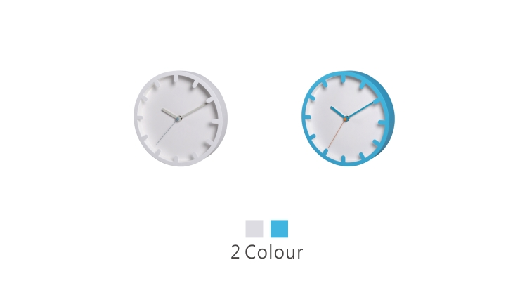 China Plastic Wall Clock