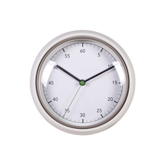 Small Metal Wall Clock