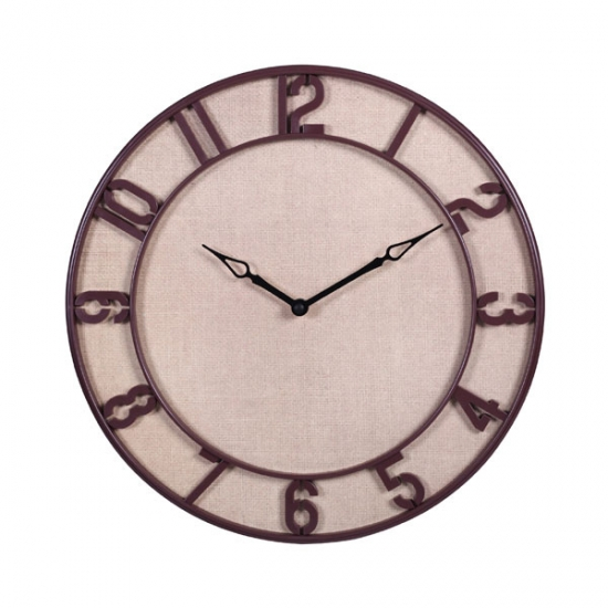 Wall Clock Country Design