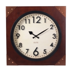 Decor Square Clock