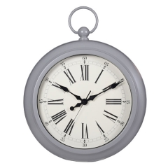 Vintage Pocket Watch Wall Clock