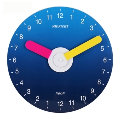 24 Hours Movement Wall Clock
